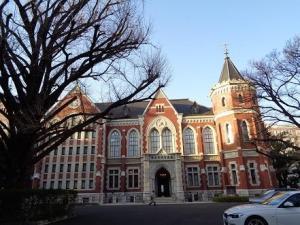 春の夕方 旧図書館.jpg