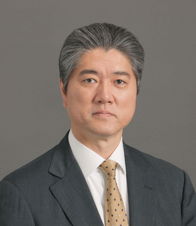 慶應義塾長 長谷山 彰